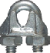 Cable/Wire Rope U-Bolt Clips